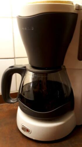 we beginnen elke ochtend met verse koffie